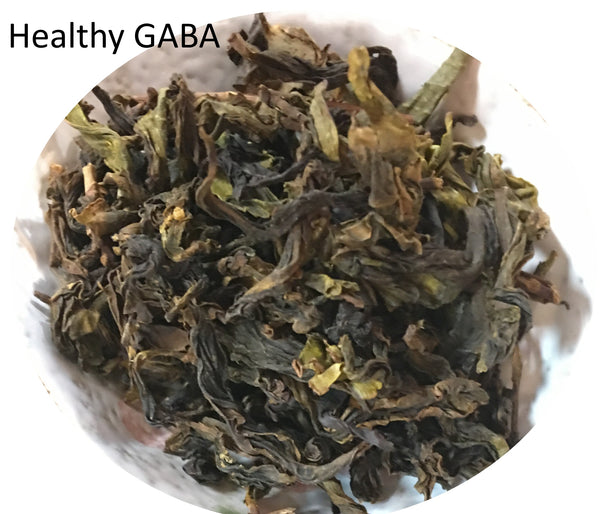 Healthy GABA Taiwan Enriched-GABA Oolong Tea (Enhanced Version with More GABA)
