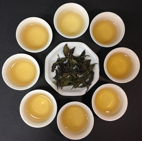 Pekoe White Shan Bai Cha Premium Selected Taiwanese White Tea