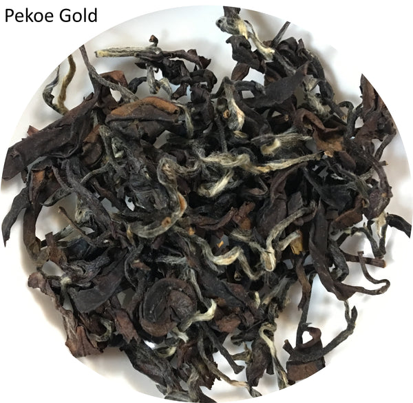 Pekoe Gold Taiwan Specialty Premium Selected Grade Oriental Beauty Oolong Tea