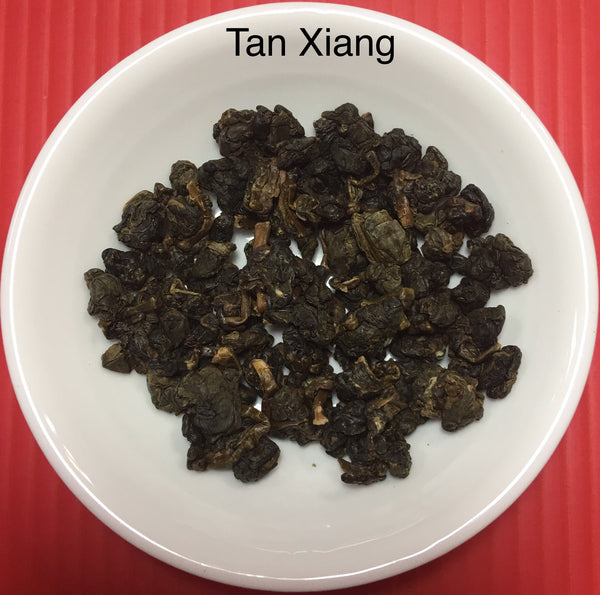 Winter 2019 Tan Xiang Traditional Dong Ding (Tung Ting) Oolong Tea Loose Leaves