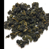 Spring 2021 Organic Taiwan Gaoshan Jin Zhu Oolong Tea Loose Leaves 台湾の高山金茱ウーロン茶