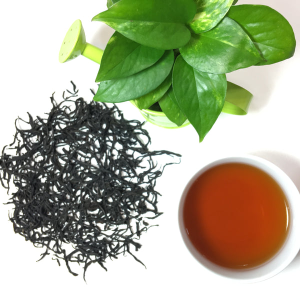 T-18 2018 Organic Hongyu Hongcha Taiwan Nantou Ruby #18 (Red Jade) Sun Moon Lake Black Tea