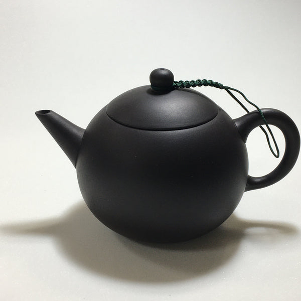 Yingge Round Shape Shui Ping (Red Clay) Teapot (MIT product)