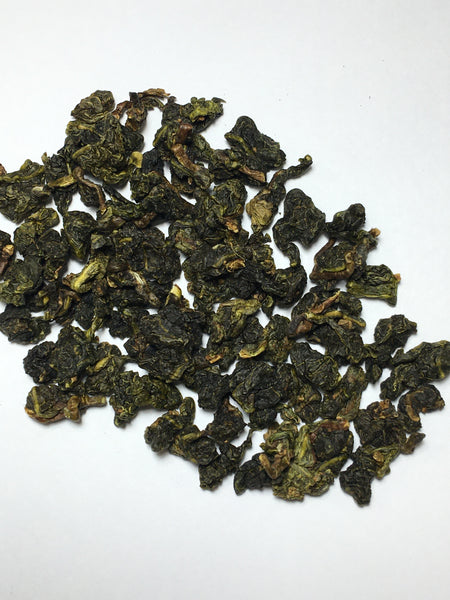 Winter 2019 Organic Wu Yi Light Oolong Tea Loose Leaves