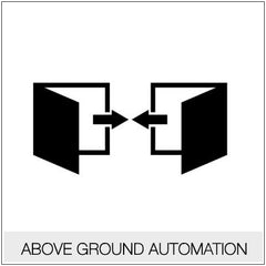 Above Ground Automation Kits for Electric Gates