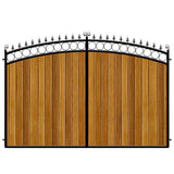 Estate Gates - Bath design