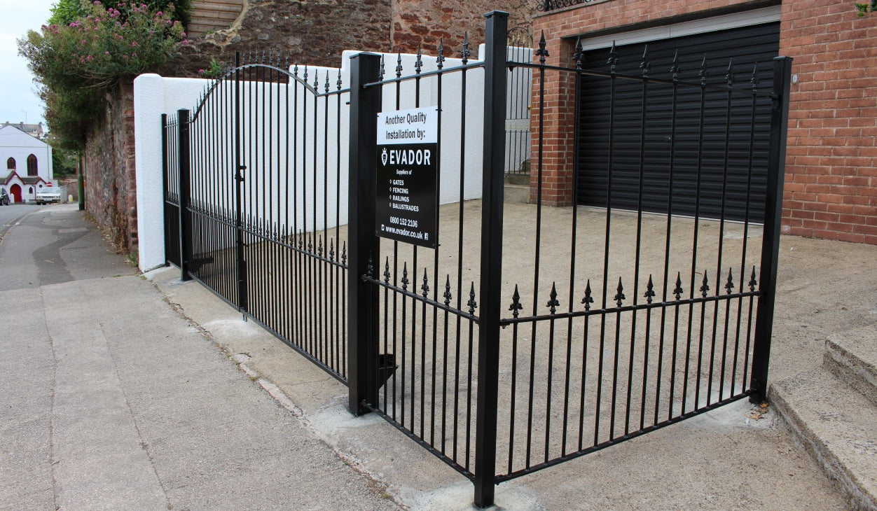 Gates and Railings install