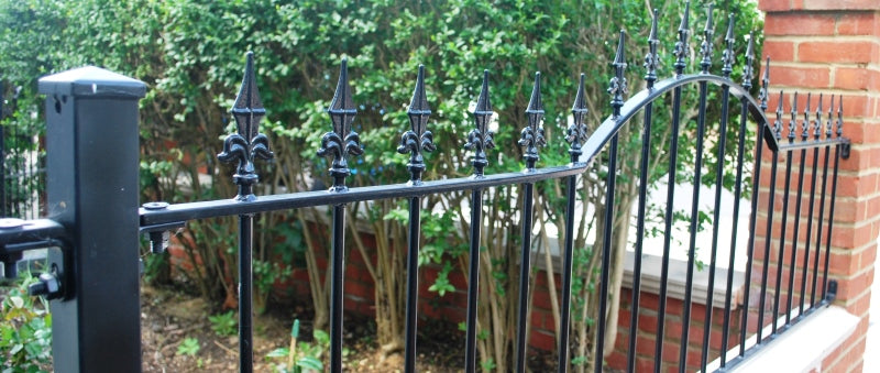 Metal Railings - Surrey Collection