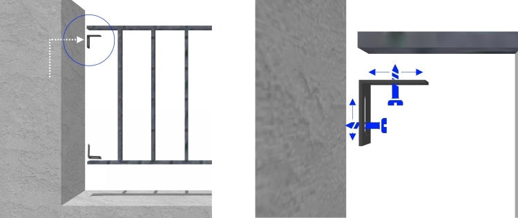 Metal Railings Fitting Guide