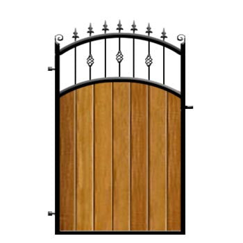 Aberdeen Garden Gate from
