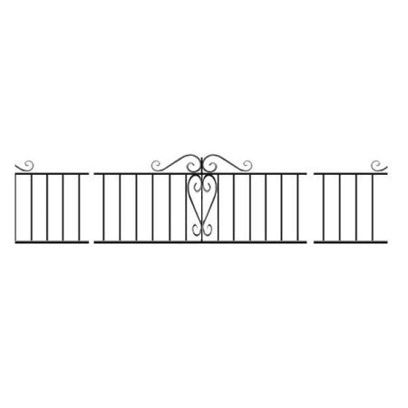 Ashford Metal Railings