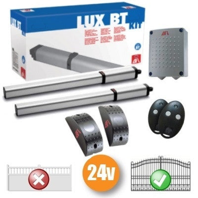 24v BFT Lux Automation Kit