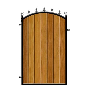 Dorchester Garden Gate from
