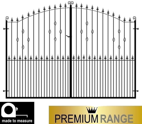 Premium Range Estate Gates, The Hastings