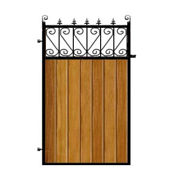 Lemmington Garden Gate from