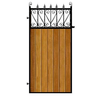 Lemmington Side Gate from