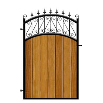 Oxford Garden Gate from