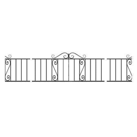 Stourbridge Metal Railings