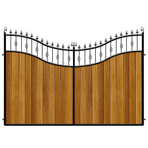 Westfield Estate Gate from