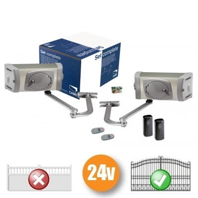 CAME FerniE-P24 Articulated Gate Kit