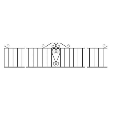 Taunton Metal Railings