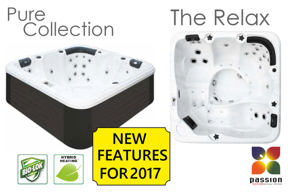 the relax hot tub 2017