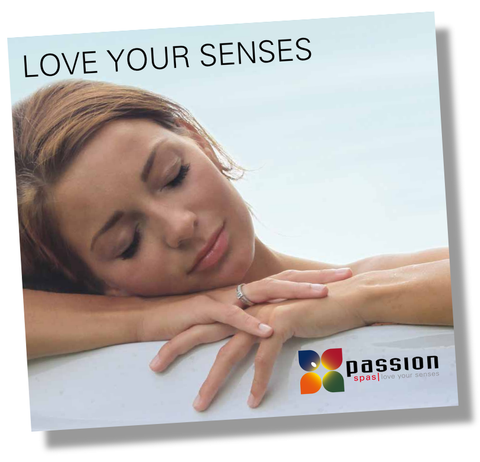 passion spas brochure