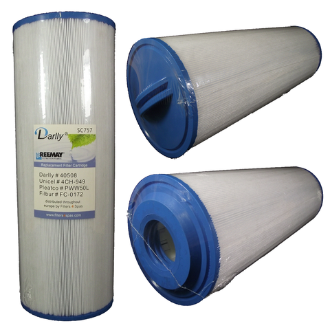 Hot tub filter 4CH-949, PWW50L