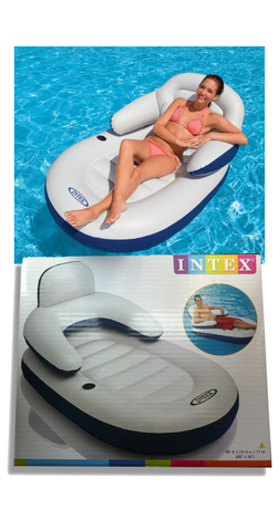 Comfy Cool Lounger Intex