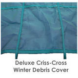 Winter Cover for swimming pool