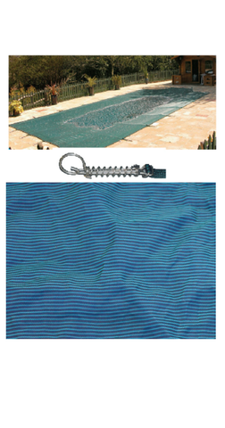 Deluxe Winter Debris Cover for swimming pools