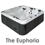 The Euphoria 4 seater spa