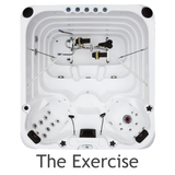 The Exercise Hot Tub