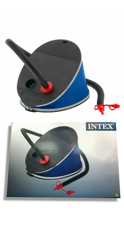 Giant Bellows Foot Pump Intex