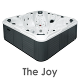 The Joy 7 seater spa
