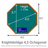 Knightsbridge Pool Dimensions