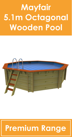 Mayfair Wooden Pool