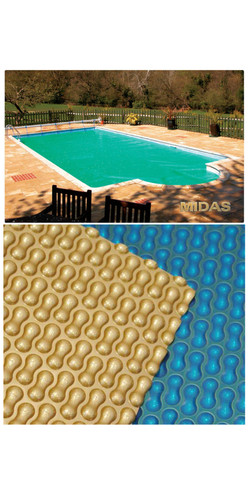 Midas 500 Blue Gold Solar Cover