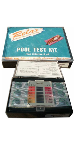 Pool Test Kit - Relax