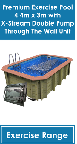 Exercise Pool with XStream Dual