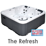 The Refresh 5 Seater Spa