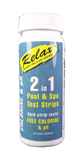 Relax 2 in 1 test strips