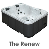 The Renew 3 Person Spa