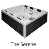 The Serene Hot Tub