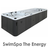 The Energy swimspa Passion Spas