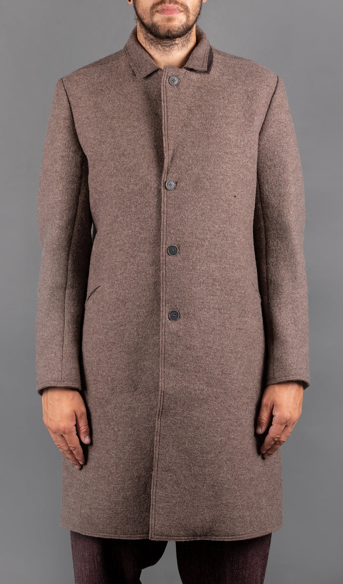 Hannibal Coat - JACKET