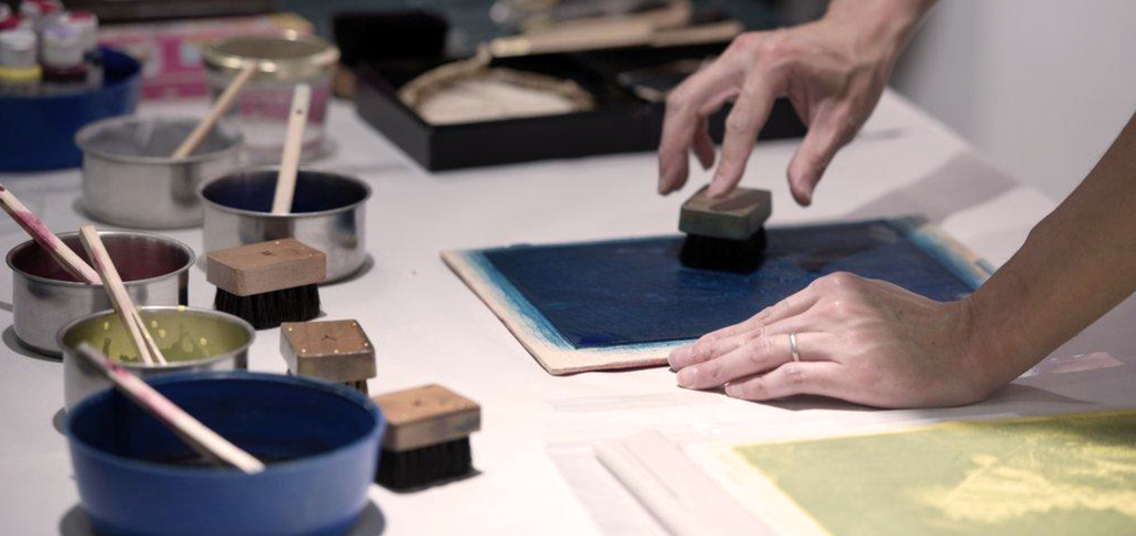 Making It – Bursaries for emerging artists to develop their work in printmaking