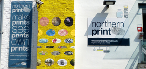 'Dotty' artwork goes public for #GETNorth18............................