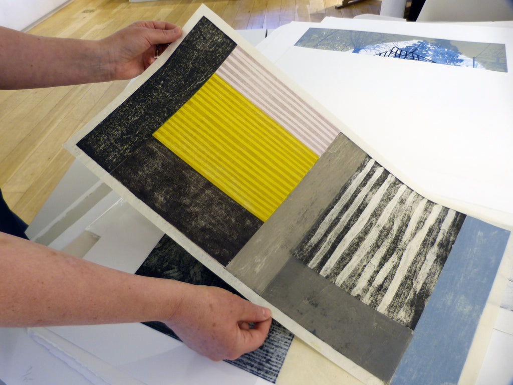 Print Collectors' Morning and Own Art: Sat 23 June 18