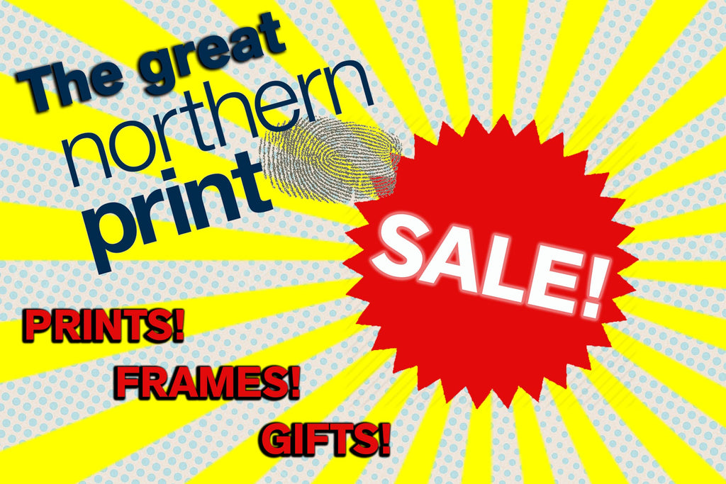 The Great Northern Print Sale: Sat 20 - Sat 27 October 18